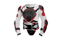 ProTec Pinner Suit LT red/white